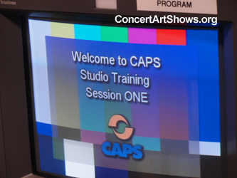 CAPS TV Stage Programming Shows & Theater