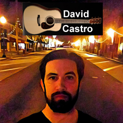 David Castro Singer Songwriter Performer