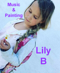 Lily B Will Perform & Exhibit Her Art At Winchesters On Main Show